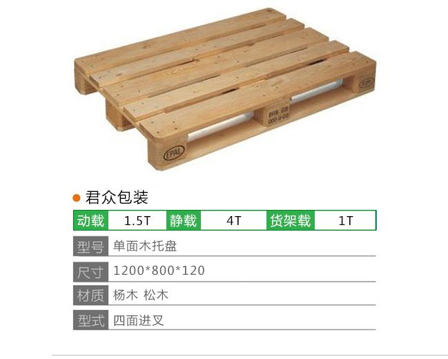 木托盘1208