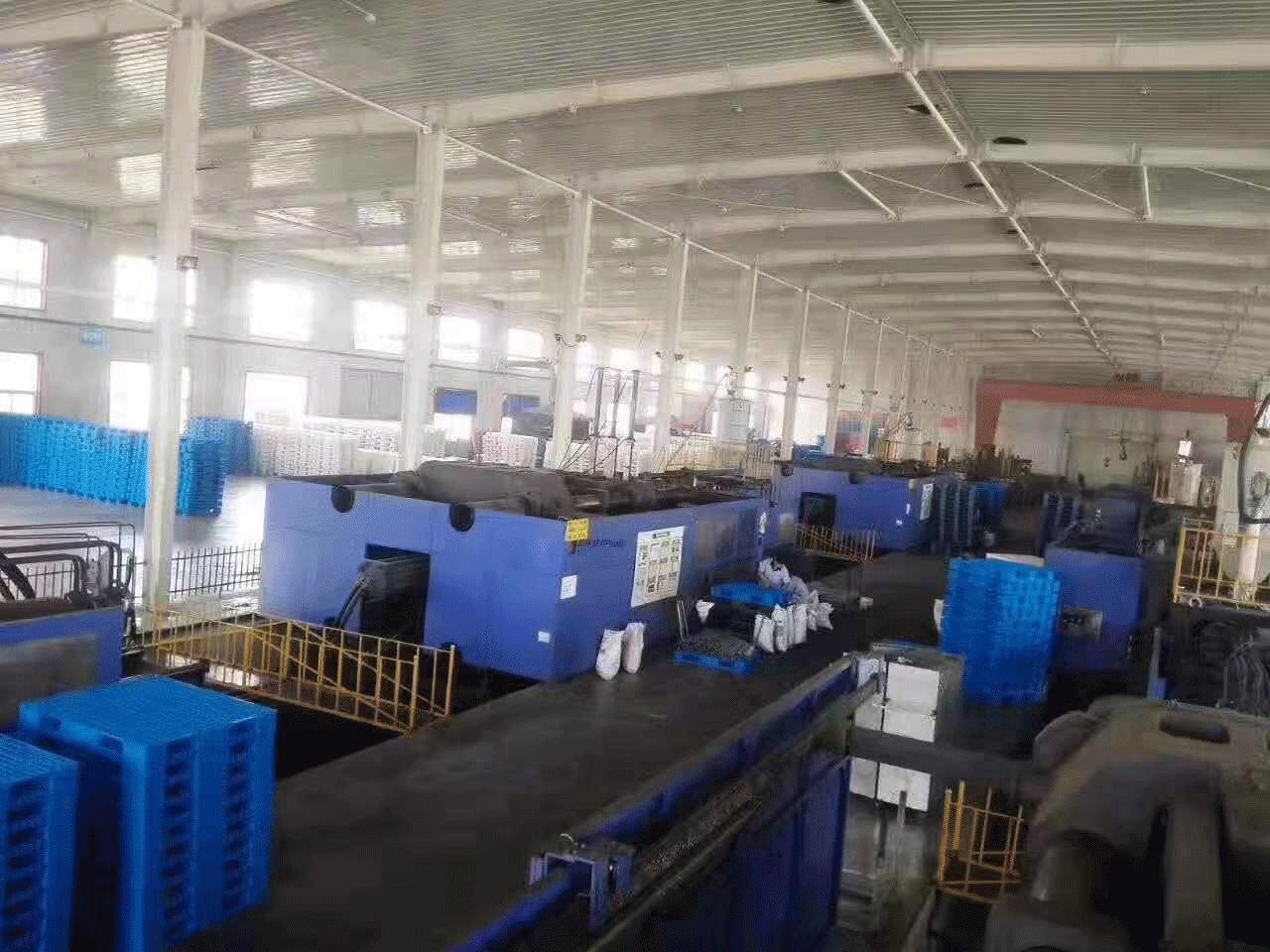 塑料托盘生产厂区