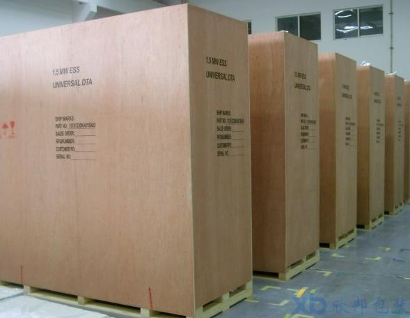 定制木包装箱