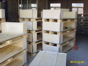 仪器仪表钢边包装箱