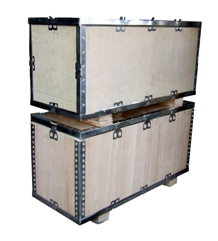箱式钢边箱
